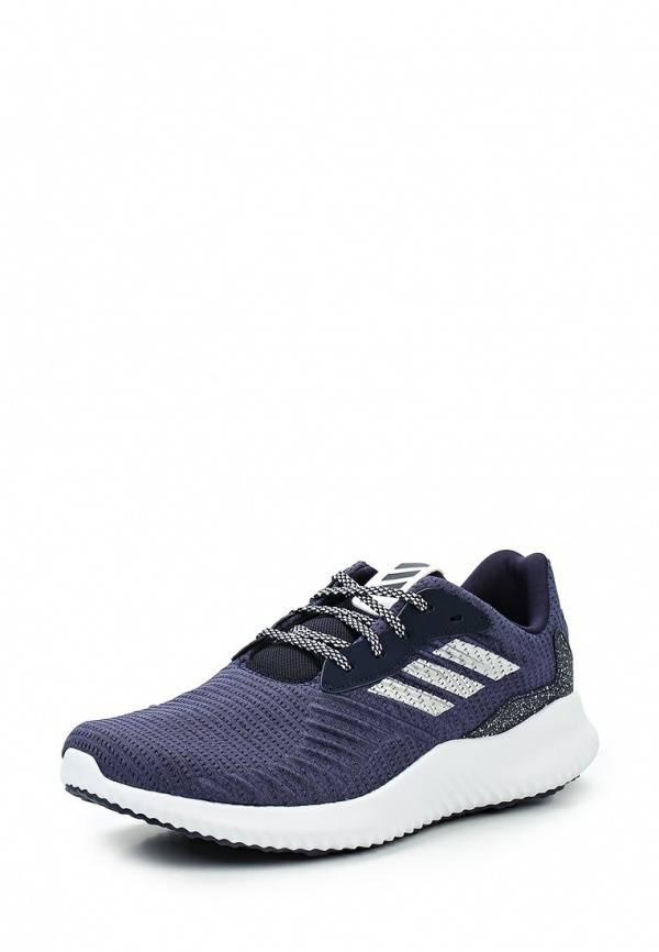 33f1d709 Кроссовки adidas Performance alphabounce rc m (синий) (BW1574) для ...