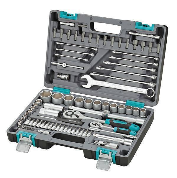 5cf588231 Набор инструментов Stels 14105 купить от 4238 руб в Перми, сравнить ...