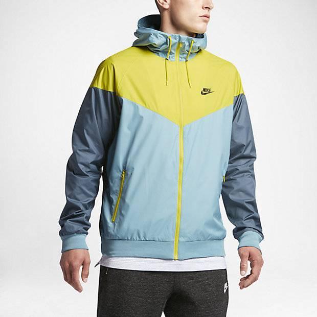 4930de6d Мужская куртка Nike Sportswear Windrunner (Синий) (727324-408 ...